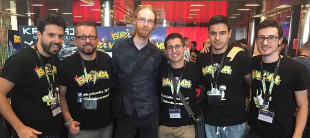Gamelab BCN 2016 and Almerimanga