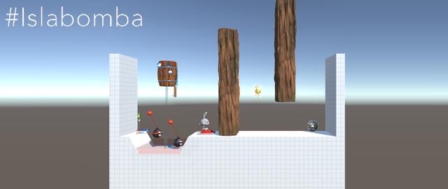 Islabomba level design