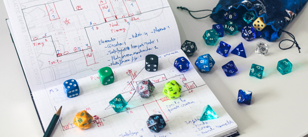 Level Development by Using Dices