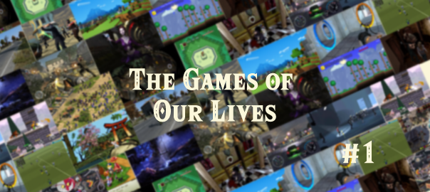 The Games of Our Lives #1