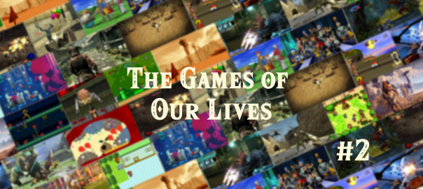 The Games of Our Lives #2
